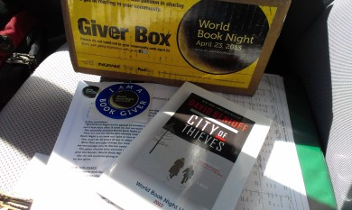 World Book Night Givers Box